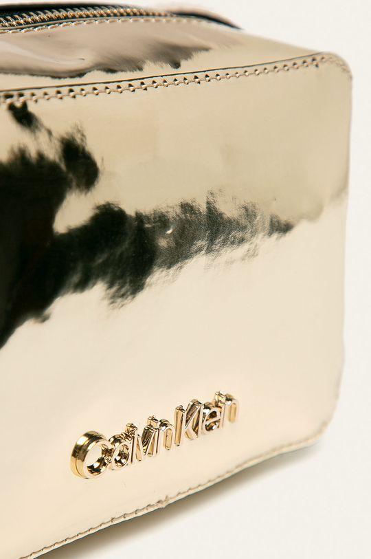 Calvin Klein - Kabelka zlatá