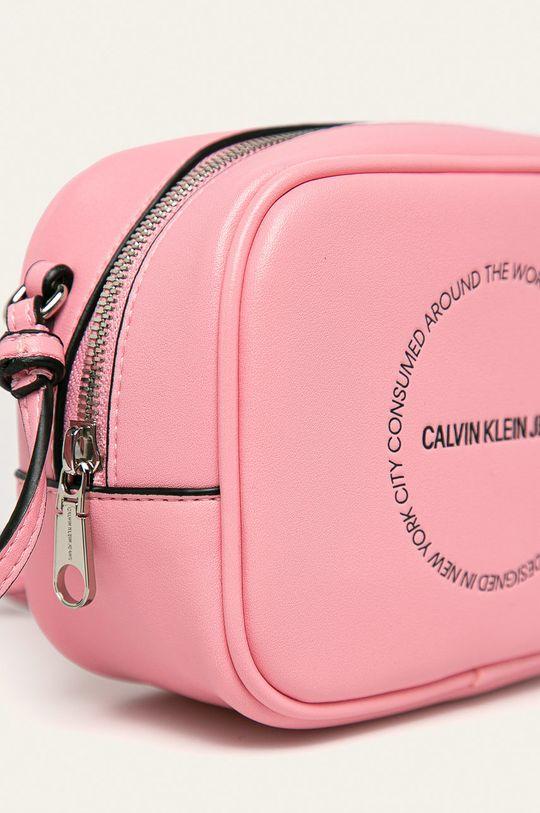 Calvin Klein Jeans - Kabelka růžová