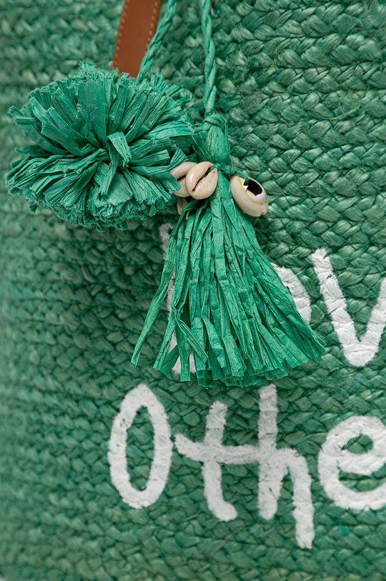 Desigual - Чанта зелен