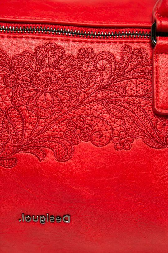Desigual - Kabelka červená