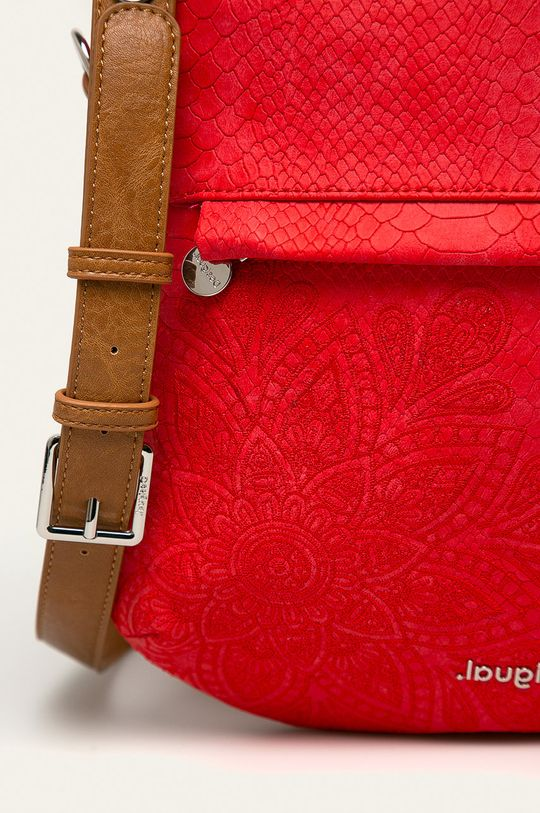 Desigual - Чанта червен