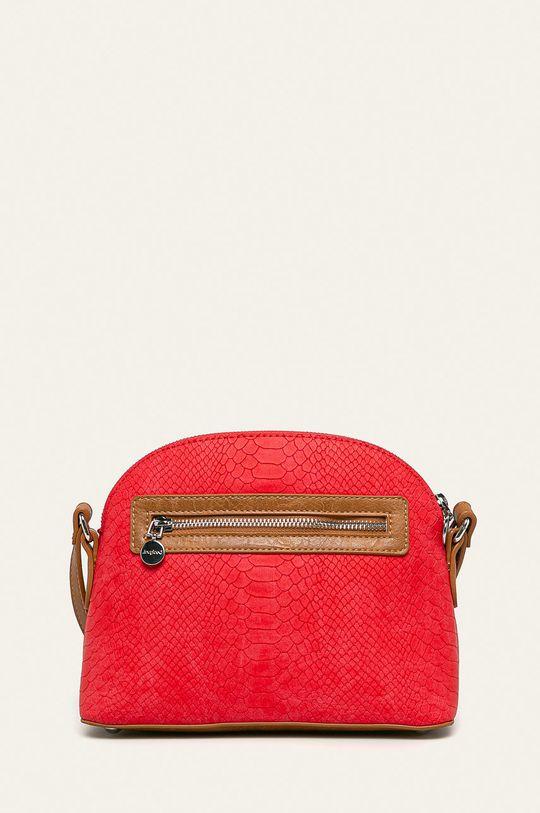 червен Desigual - Чанта