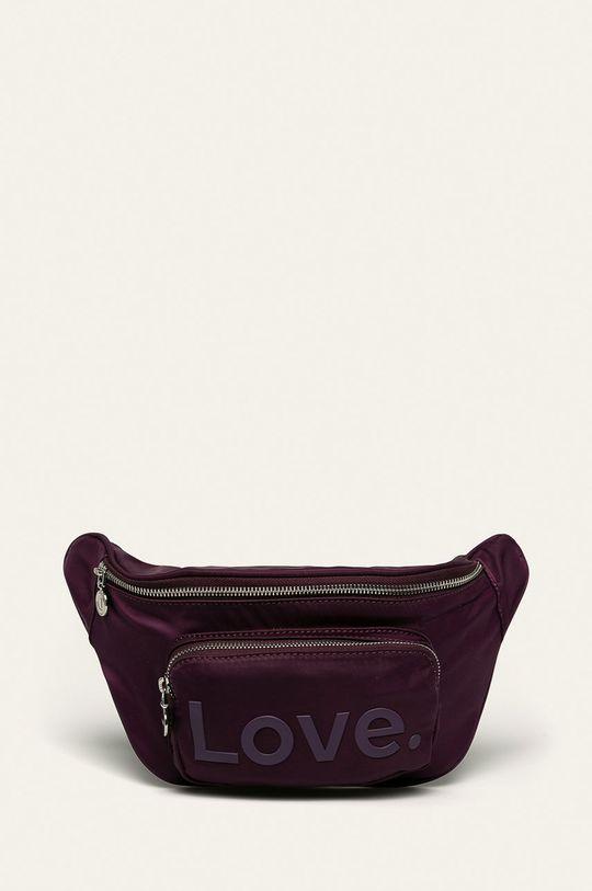 пурпурно Desigual - Чанта за кръст Жіночий