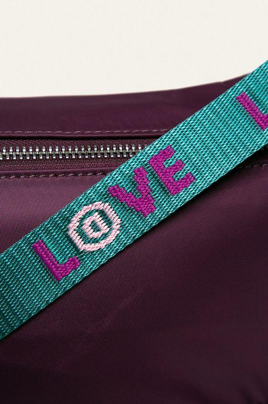 Desigual - Чанта за кръст пурпурно