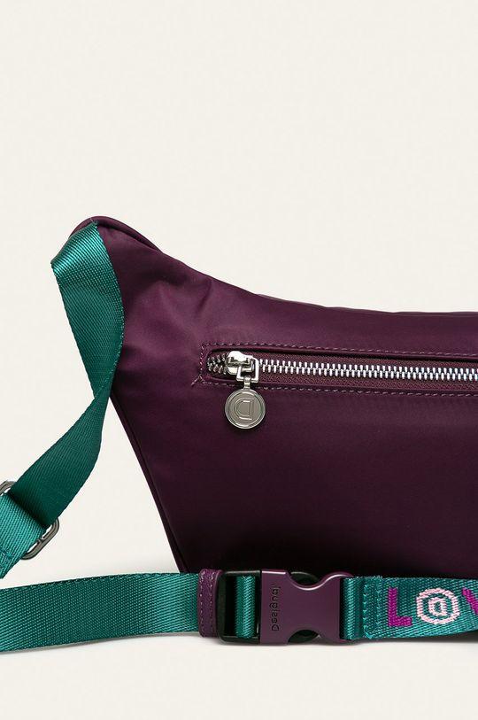 пурпурно Desigual - Чанта за кръст