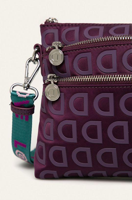 Desigual - Чанта пурпурно