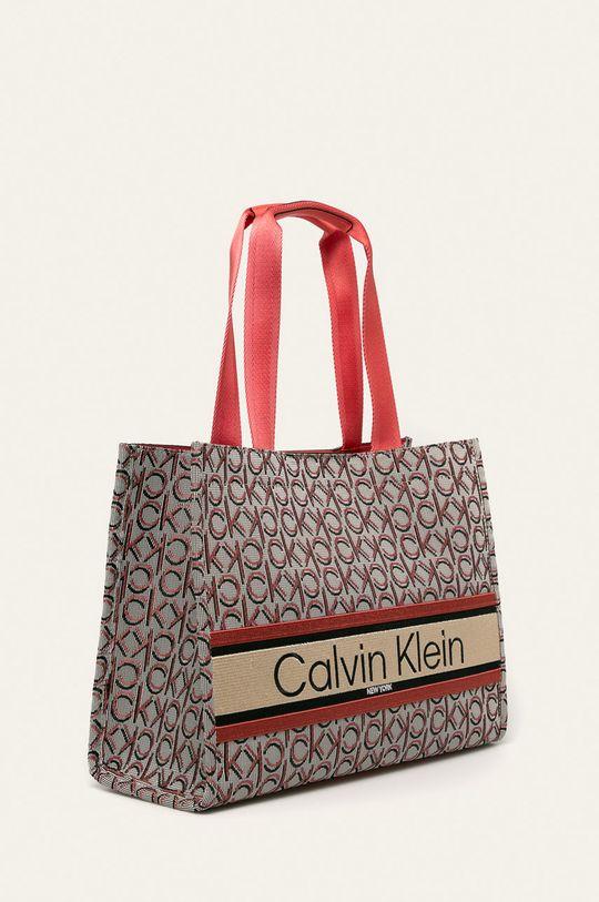 Calvin Klein - Kabelka Hlavní materiál: 90% Polyester, 10% Polyuretan