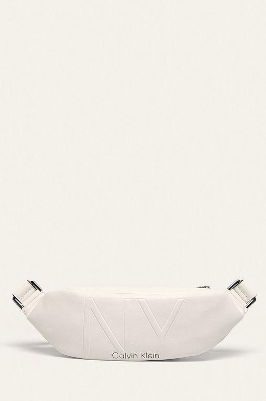 biela Calvin Klein - Ľadvinka Dámsky