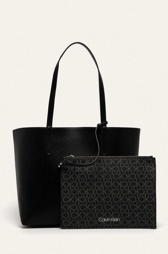 čierna Calvin Klein - Kabelka Dámsky