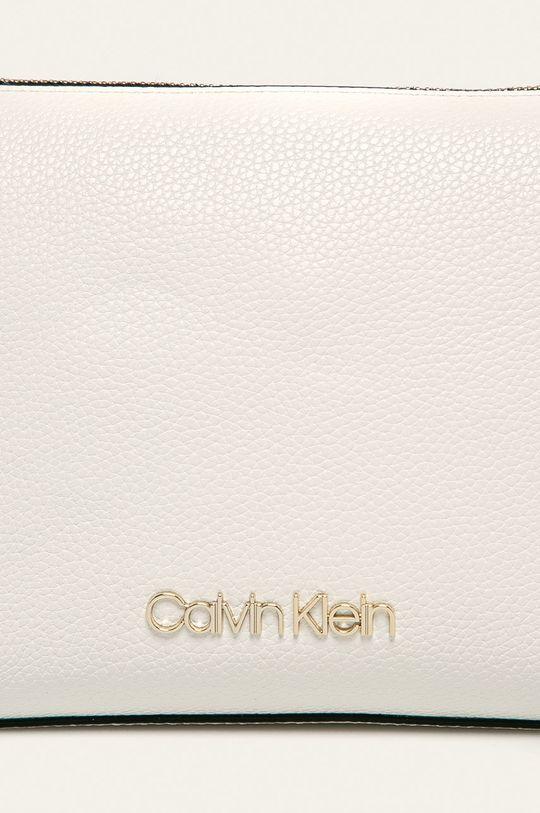 Calvin Klein - Kabelka biela