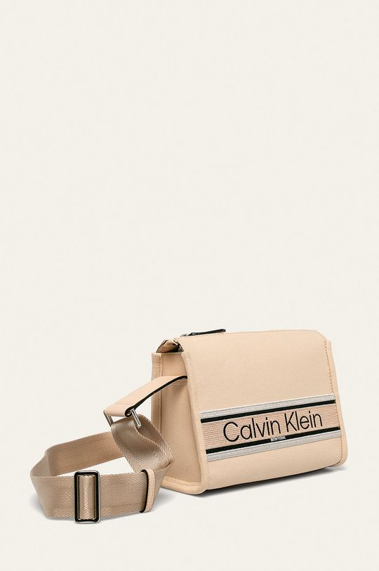 Calvin Klein - Kabelka telová