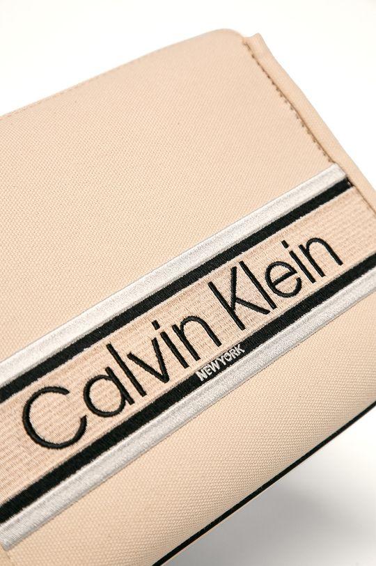 Calvin Klein - Kabelka  90% Bavlna, 10% Polyuretán
