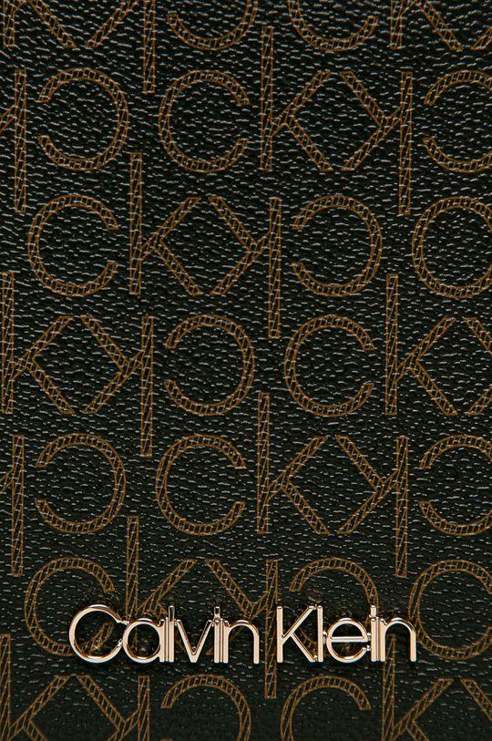 Calvin Klein - Kabelka hnědá