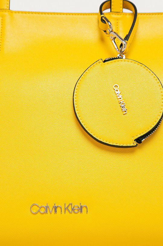 Calvin Klein - Kabelka žltá