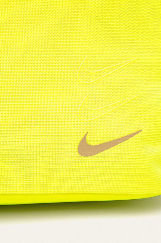 Nike Sportswear - Kabelka žlutě zelená