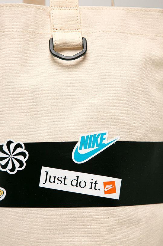 Nike Sportswear - Kabelka smetanová