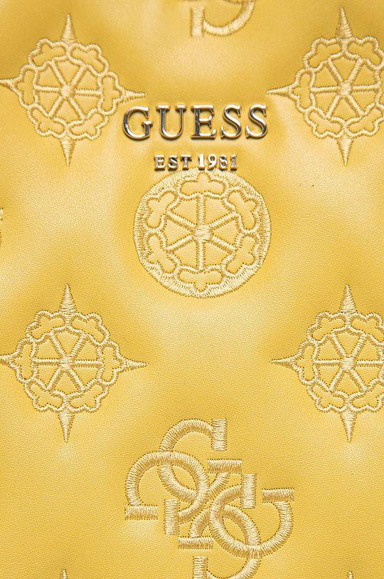 Guess Jeans - Kabelka HWPE69.95240 žlutá
