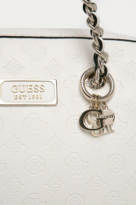 Guess Jeans - Kabelka HWSG76.62060 bílá
