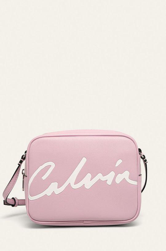 roz Calvin Klein Jeans - Poseta De femei