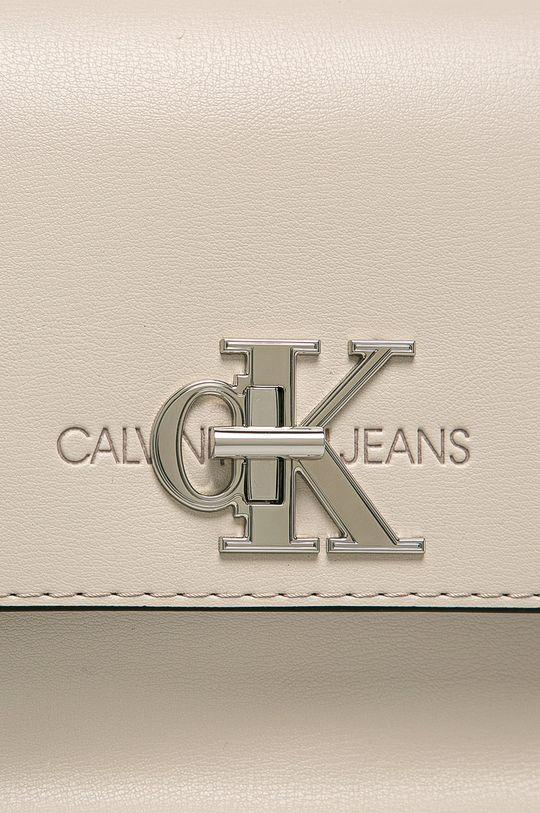 Calvin Klein Jeans - Poseta gri deschis