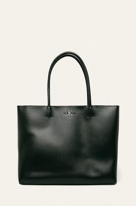 čierna Calvin Klein Jeans - Kabelka Dámsky