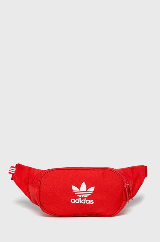 červená adidas Originals - Ledvinka Dámský