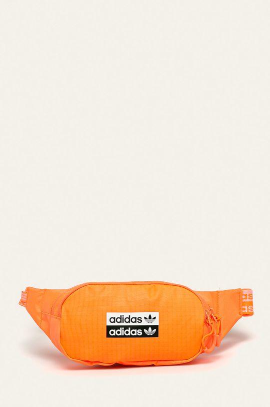 broskvová adidas Originals - Ledvinka Dámský