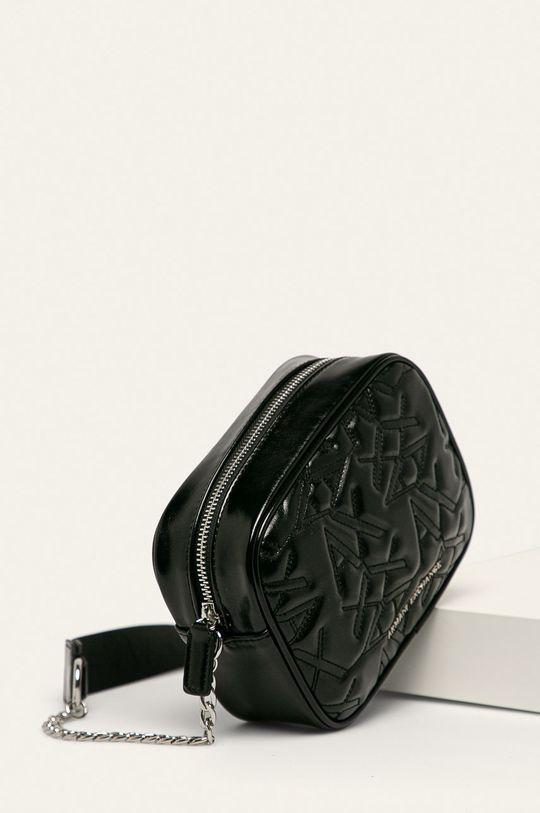 čierna Armani Exchange - Kabelka Dámsky