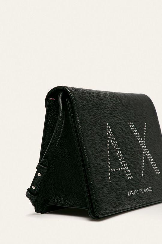 Armani Exchange - Kabelka čierna