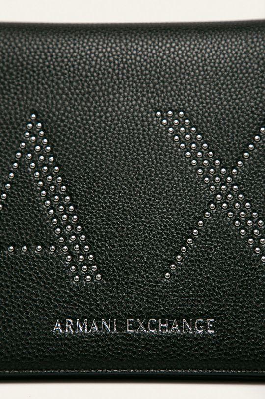 čierna Armani Exchange - Kabelka