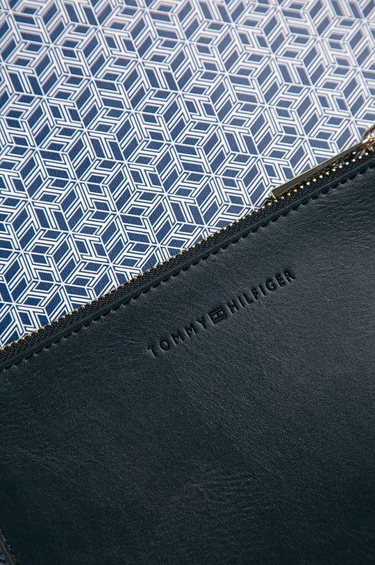 Tommy Hilfiger - Obojstranná kabelka modrá
