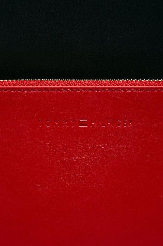 tmavomodrá Tommy Hilfiger - Obojstranná kabelka