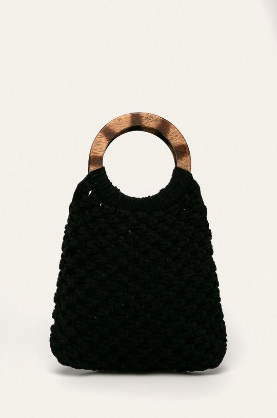 černá Pieces - Kabelka Dámský