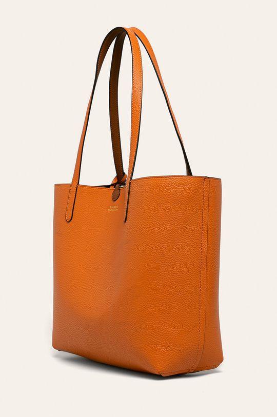 Lauren Ralph Lauren - Obojstranná kabelka <p>  Základná látka: 100% Polyuretán</p>