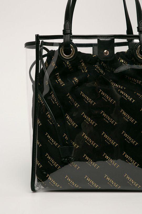 Twinset - Kabelka  Podšívka: 100% Polyester Hlavní materiál: 100% PVC Materiál č. 2: 100% Polyuretan Materiál č. 3: 100% Bavlna
