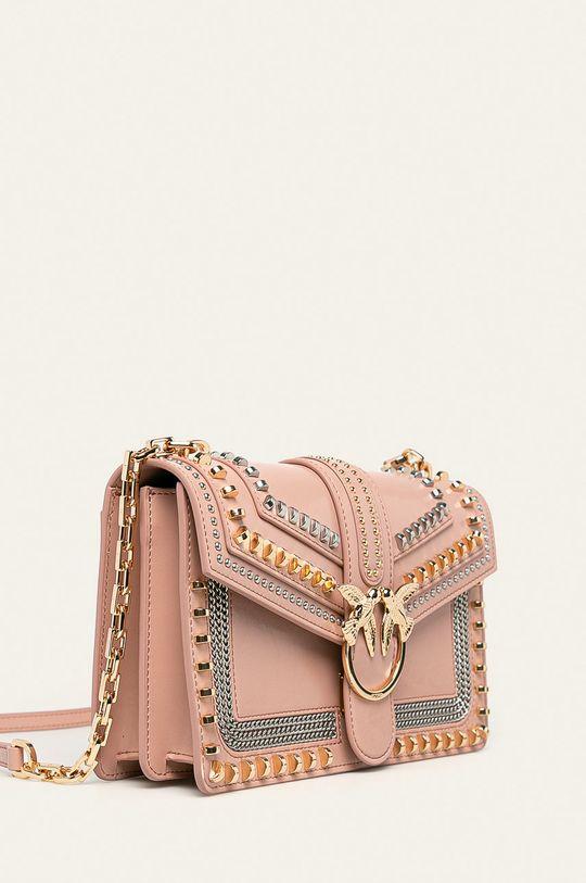 Pinko - Kožená kabelka <p>100% Přírodní kůže</p>
