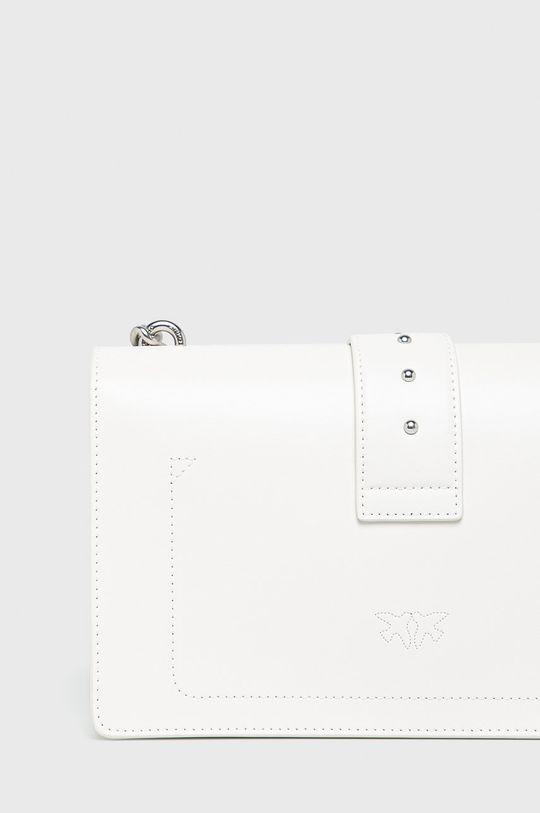 bílá Pinko - Kožená kabelka