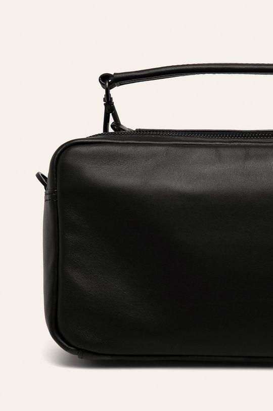černá Diesel - Kožená kabelka