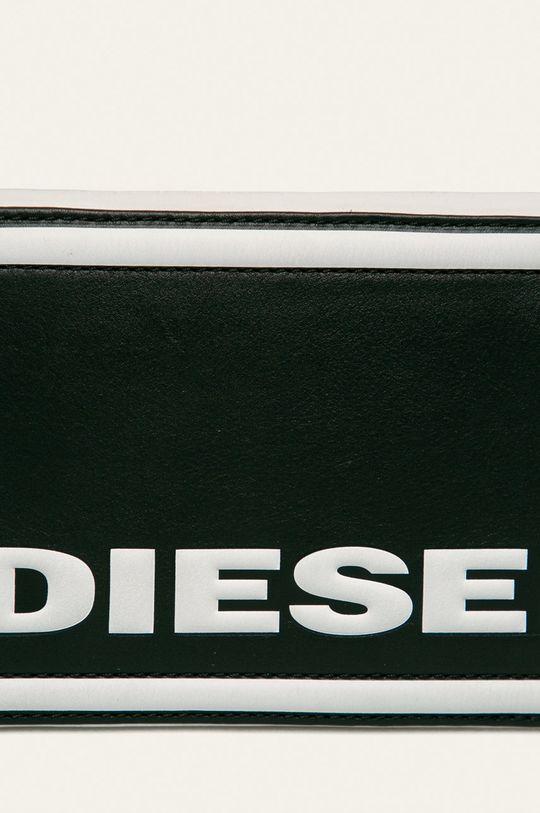 Diesel - Kožená kabelka černá