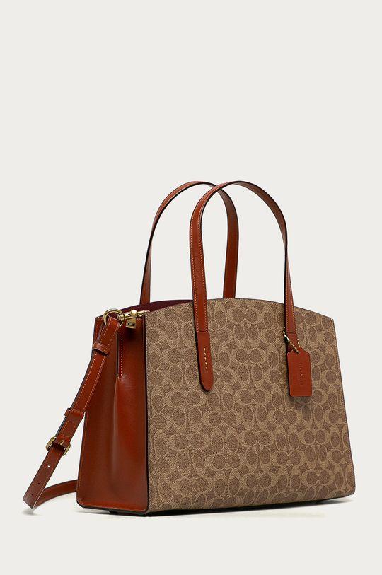 Coach - Kožená kabelka  Hlavní materiál: 100% Přírodní kůže