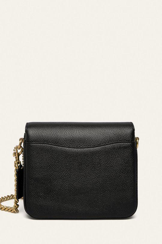 Coach - Kožená kabelka  Podšívka: 100% Polyester Základná látka: 100% Prírodná koža