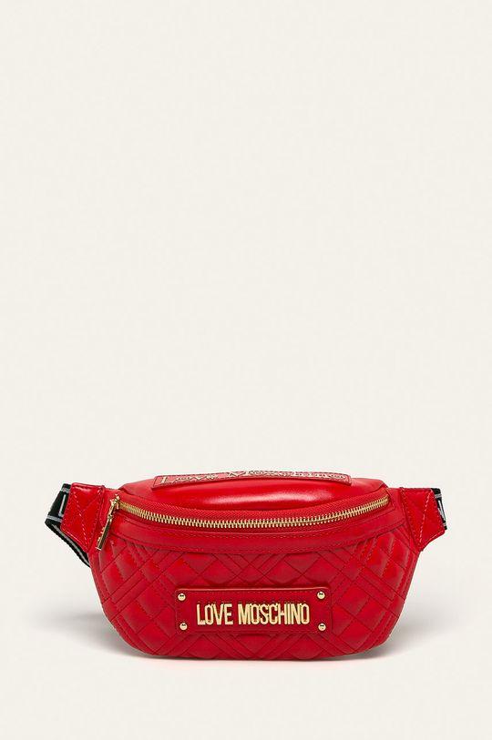 червен Love Moschino - Чанта за кръст Жіночий