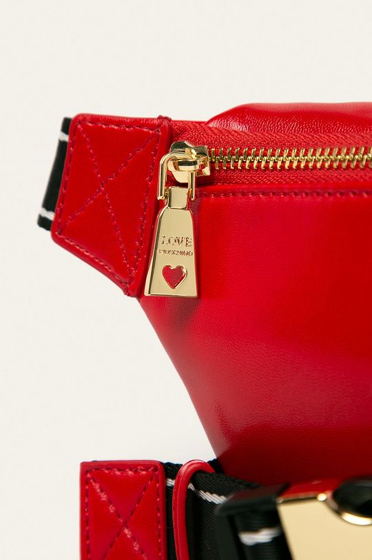 Love Moschino - Чанта за кръст червен