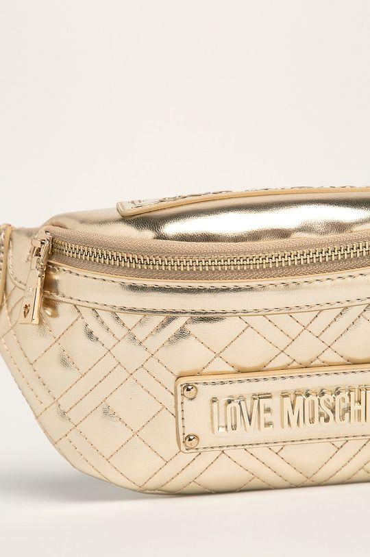 Love Moschino - Чанта за кръст злато