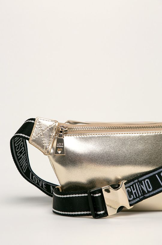 злато Love Moschino - Чанта за кръст