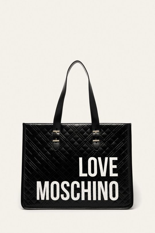 черен Love Moschino - Чанта Жіночий