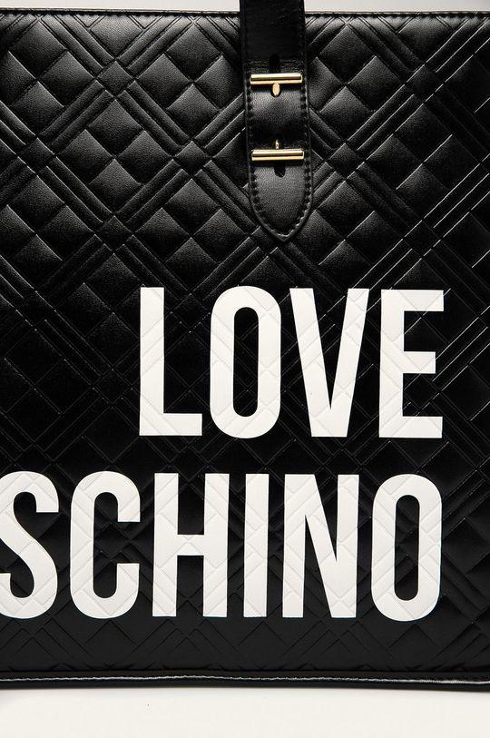 Love Moschino - Чанта черен