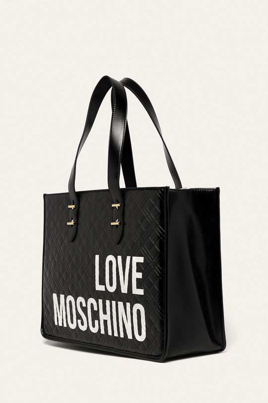 Love Moschino - Чанта  Синтетичен материал