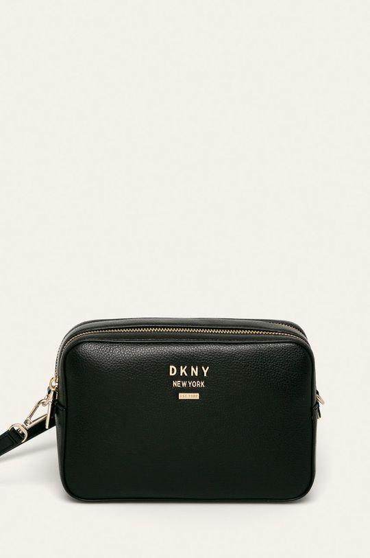 negru Dkny - Poseta de piele De femei