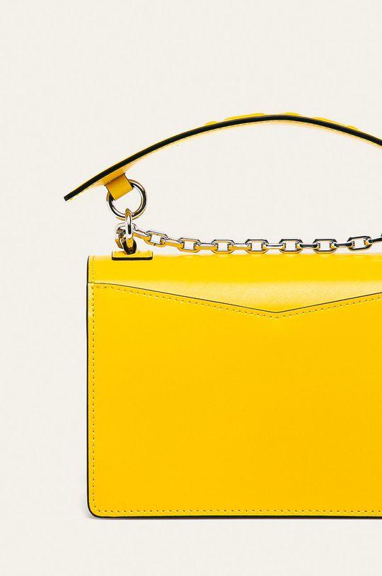 žlutá Karl Lagerfeld - Kožená kabelka